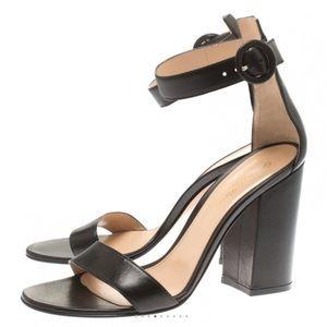Gianvito Rossi - Versilia Ankle Strap Sandal IT39